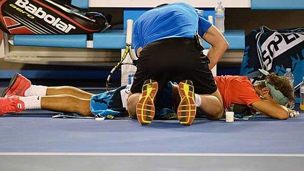 krecz w tenisie