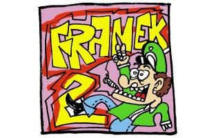 Komiks Franek 2