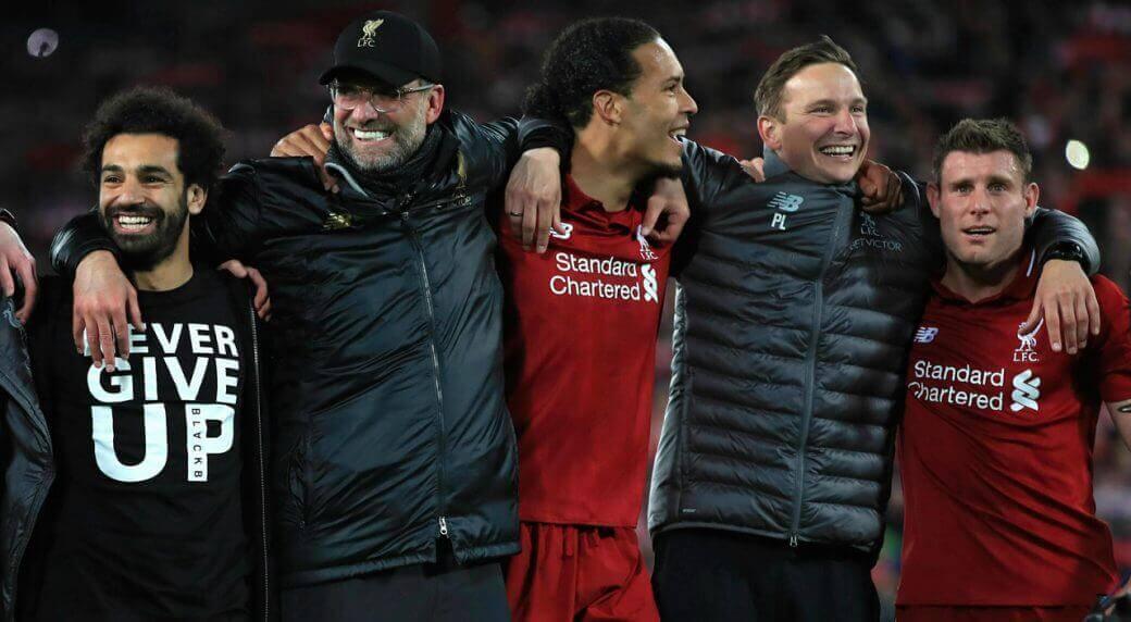 Wielki triumf Liverpoolu! The Reds zagrają w finale Ligi Mistrzów!